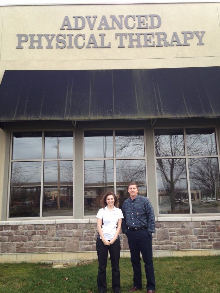 physical therapy clinic hilliard ohio